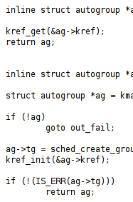 Kernel patch stukje code